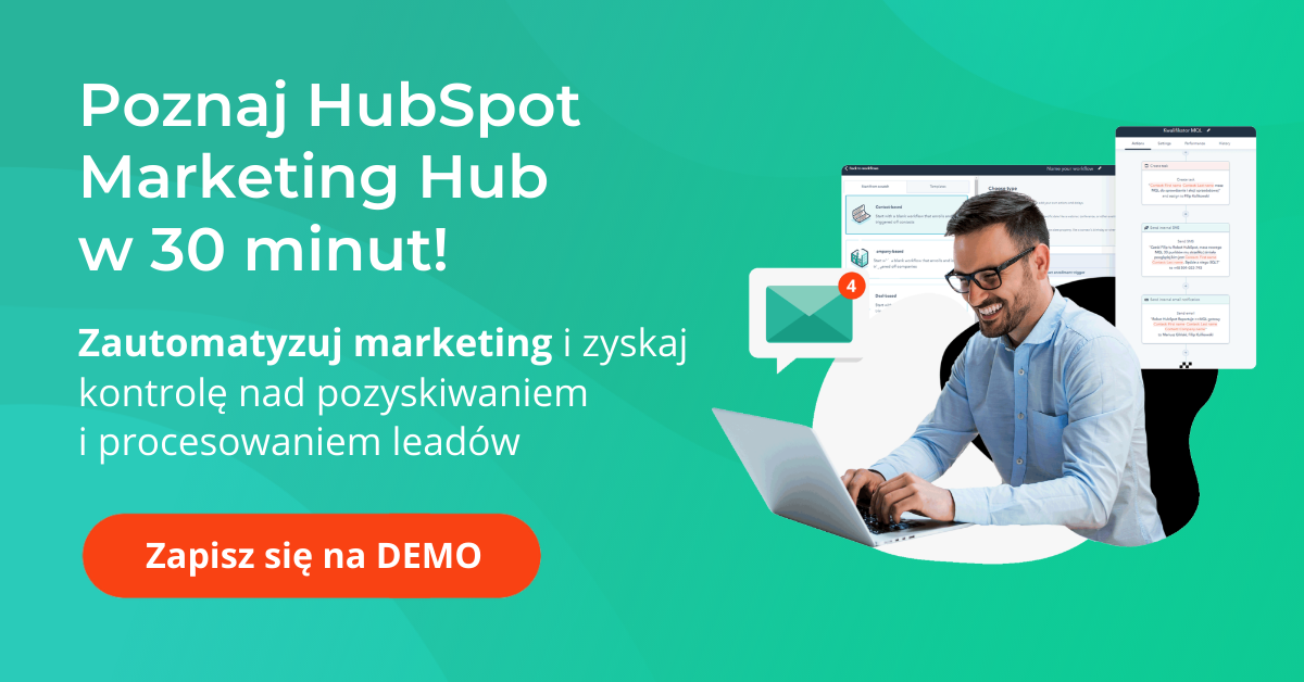 Demo Hubspot Marketing Hub