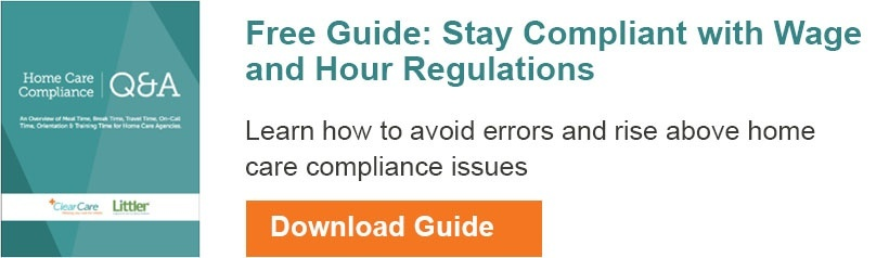 Download the Free Guide: Stay Compliant with Wage and Hour Regulations