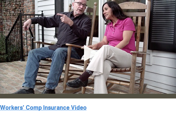 Workers' Comp Insurance Video