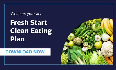 Clean eating e-book download