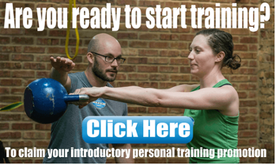 Personal Training - Get Started Now!