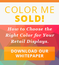 How to choose the right color for your retail displays