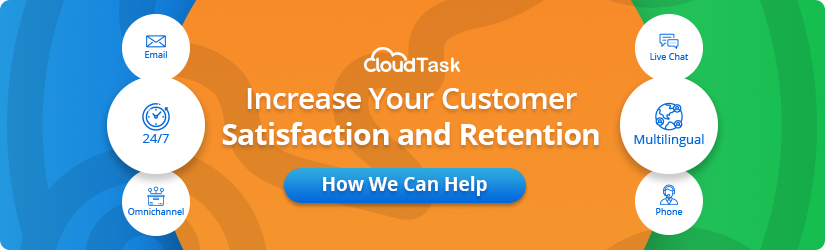 Increase Your customer Satisfaction and Retention