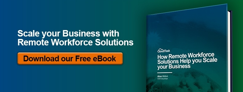 Use Remote Working Solutions to Scale your Business and Improve Operational Efficiency