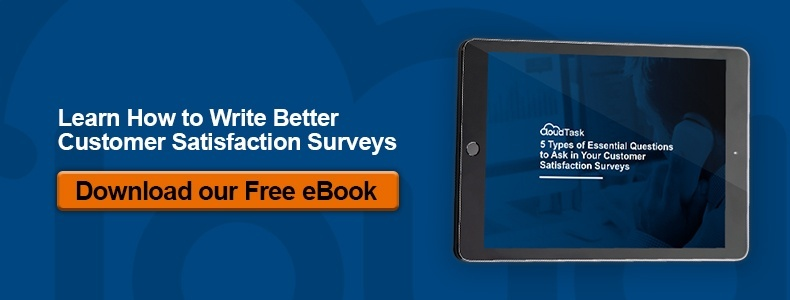 5 Types of Essential Questions to Ask in Your Customer Satisfaction Surveys