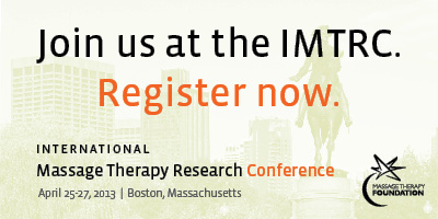 Join us at the IMTRC. Register Now.