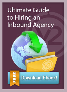 "Download your free eBook, ""The Ultimate Guide to Hiring an Inbound Agency."""