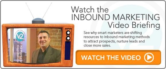 Watch the Inbound Marketing Video Briefing