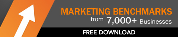 Free Download: Marketing Benchmarks from 7000 Businesses