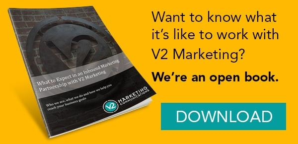 What to expect when you hire V2 Marketing