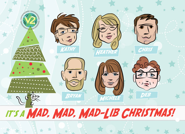 V2 Holiday Mad Libs