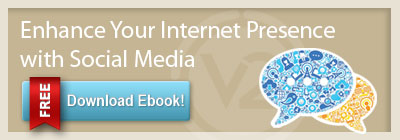 Download free ebook, How to Enhance Your Internet Presence with Social Media