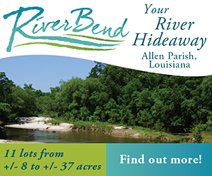 Louisiana Country Land for Sale