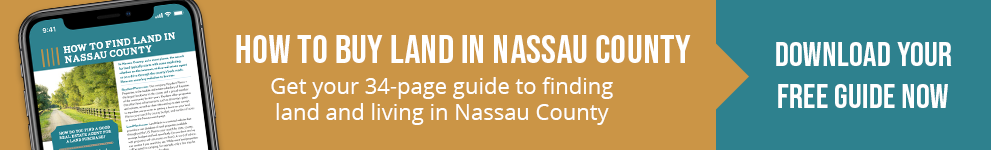 How to Buy Land in Nassau County