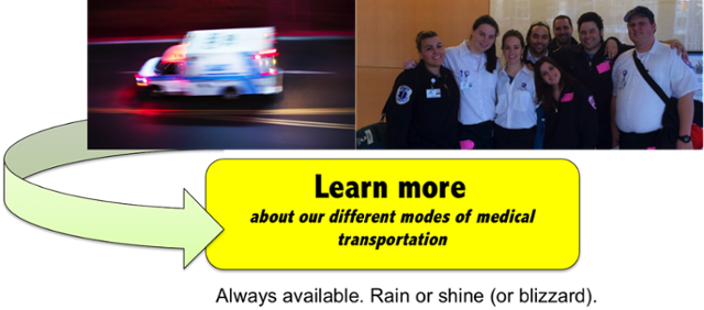 On Time Medical Transportation | Roselle NJ | all modes of service