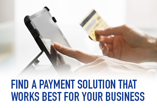 Customized payment processing solutions