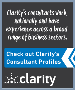 Check out Clarity's Consultant Profiles