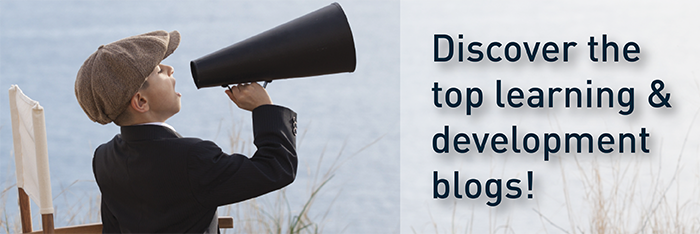 Download Top 20 Blogs for L&D Professionals!