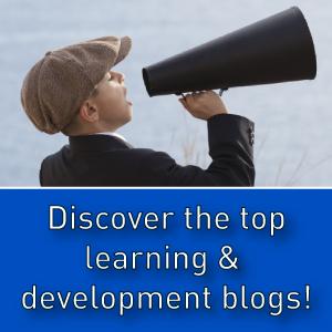 Discover the top L&D Blogs!
