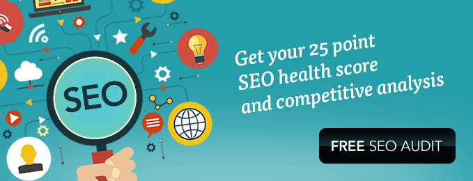 Get your 21 point free SEO Audit