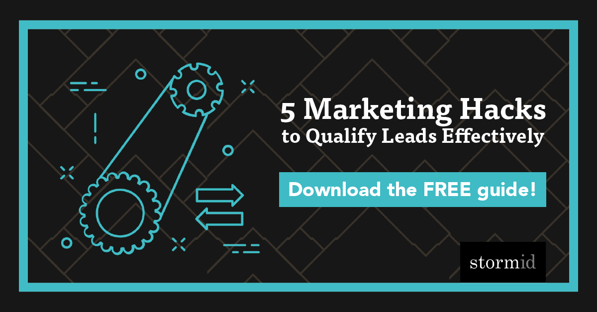 Download 5 Marketing Hacks for Lead Qualification
