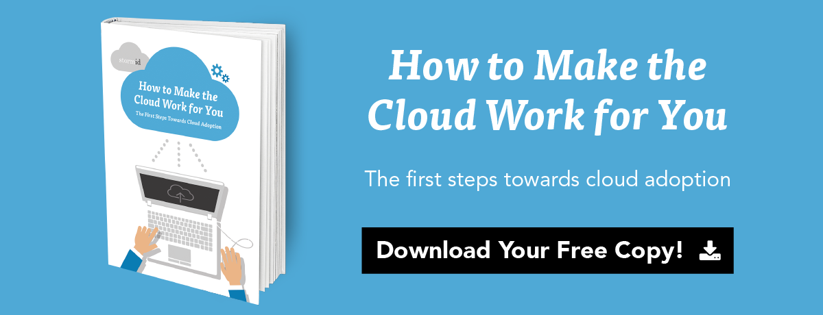 How to make the cloud work for you - download your free ebook