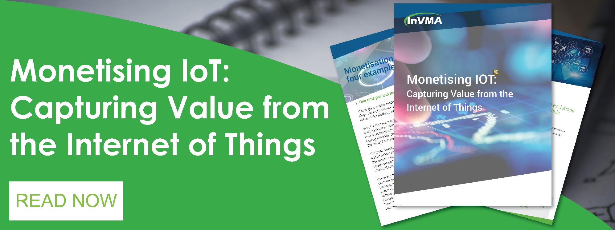 Monetising IoT