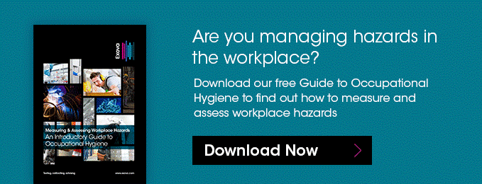 Are you managing hazards in the workplace?