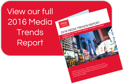 2016 Ad trends Report