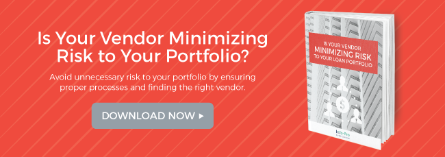 Download Is Your Vendor Minimizing Risk to Your Loan Portfolio Ebook