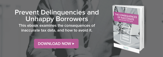 Prevent delinquencies and unhappy borrowers