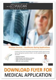 Medical Application Flyer