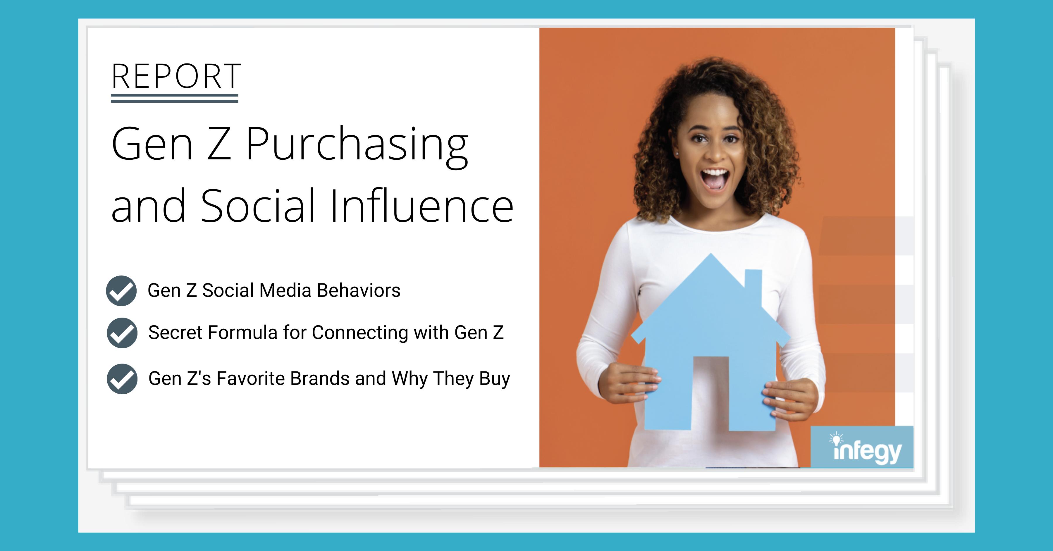 Gen Z buying behaviors and Gen Z consumer trends with social listening