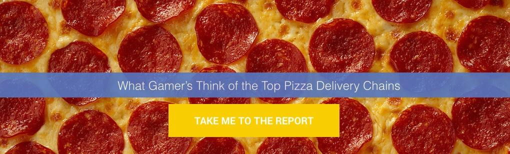 Link to Gamer's and Pizza Report