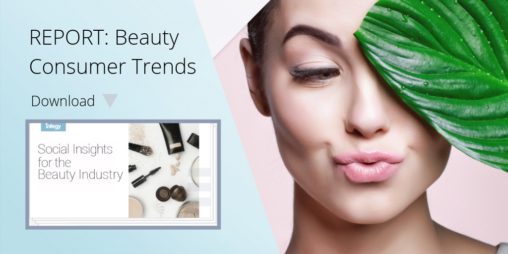 Social Insights Report on The Beauty Industry with Social Listening