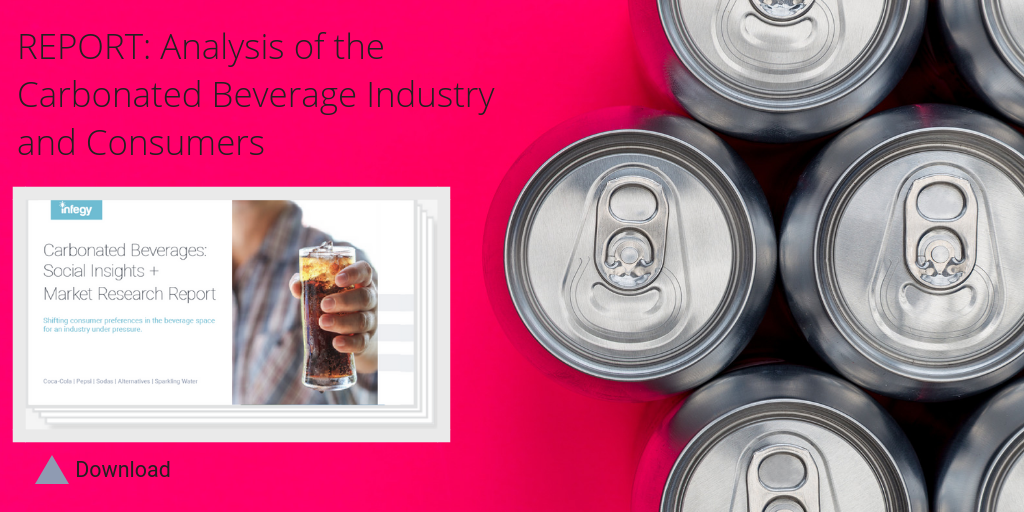 Social Listening Report for the Carbonated Beverage Industry