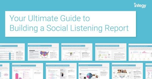 social listening report guide