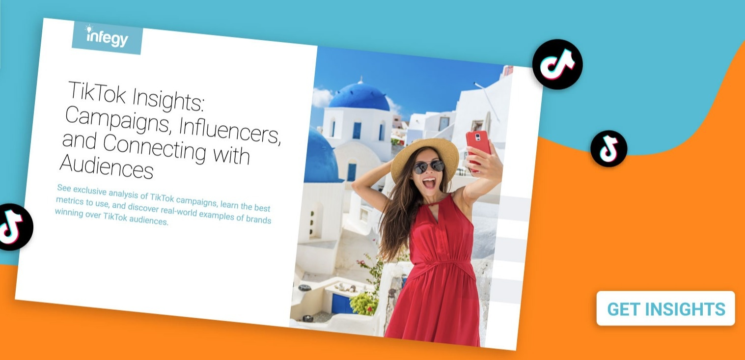 TikTok analytics with social listening reveal how influencer TikToks are the key to branding and TikTok strategy