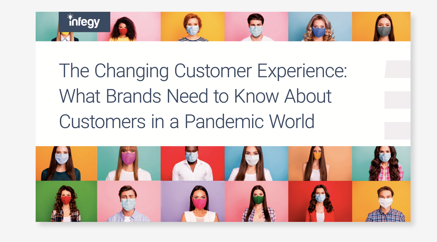 Consumer Experiences Report during COVID-19 Pandemic for brands