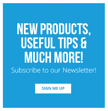 Useful Tips, New Release Info, & Much More!  Subscribe to our Newsletter Sign me up