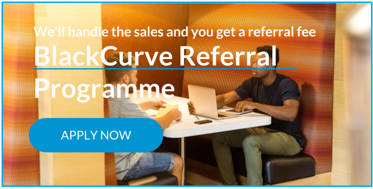 BlackCurve Referral Programme
