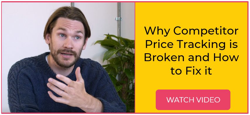 Why Competitor Price Tracking is Broken and How to Fix It