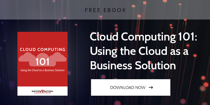 Cloud Computing 101: Using the Cloud as a Business Solution