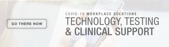COVID-19 Workplace Solutions