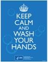 Keep Calm & Wash