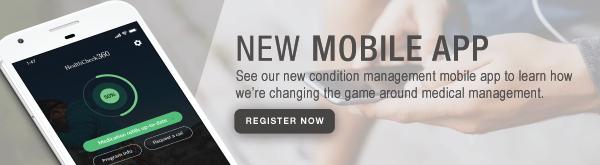 Condition Management App