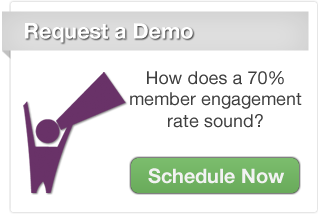 Online Member Engagement Software Demo