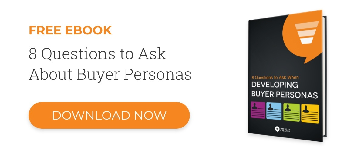 Marketing Buyer Personas