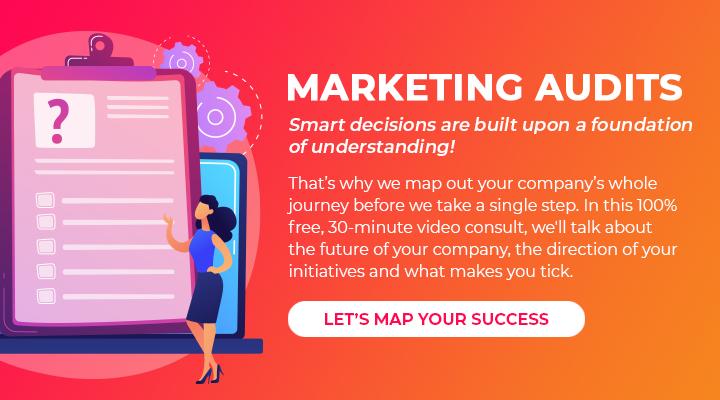 Impulse Creative Marketing Audits