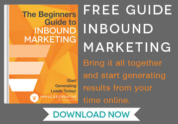 Free Guide on the Beginners Guide to Inbound Marketing eBook